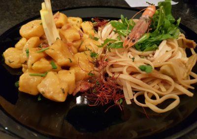Nudel/Gnocchi Gericht bei Ihrem Italiener in Augsburg-Hammerschmiede