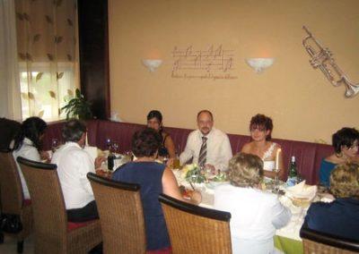 Feiern bei Ihrem Italiener in Augsburg-Hammerschmiede