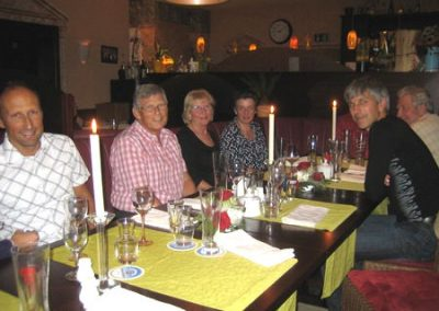 Events bei Ihrem Italiener in Augsburg-Hammerschmiede